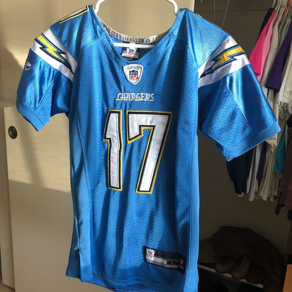 huge discount 5adc3 47e38 L.A. Chargers Jersey